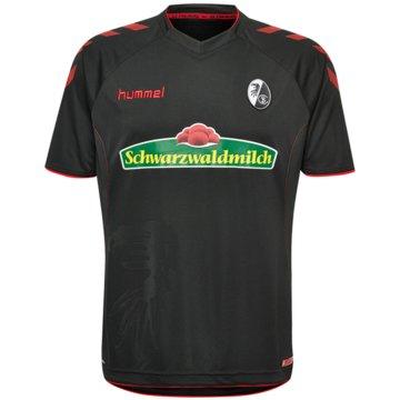 Hummel Langarmshirt schwarz