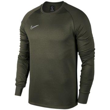 Nike Sweater oliv