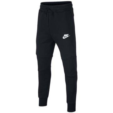 Nike JogginghosenBoys' Nike Sportswear Tech Fleece Pant - 804818-017 schwarz