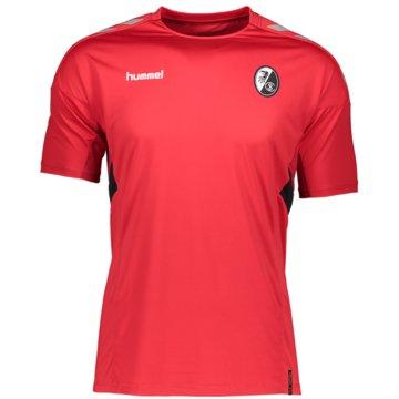Hummel T-Shirts rot
