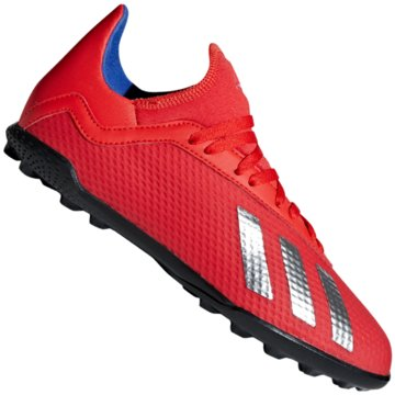 adidas Multinocken-Sohle rot