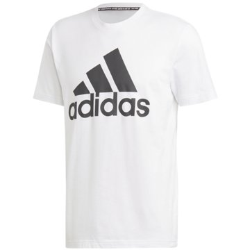 adidas T-ShirtsMUST HAVES BADGE OF SPORT T-SHIRT - DT9929 weiß
