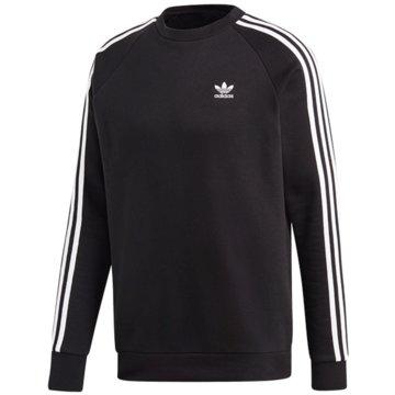 adidas Sweater3-STRIPES CREW - DV1555 schwarz