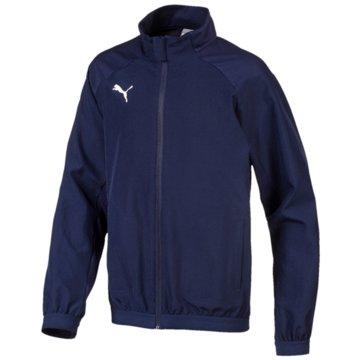 Puma Trainingsjacken blau