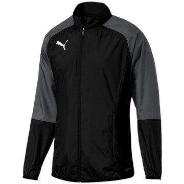Puma Trainingsjacken schwarz