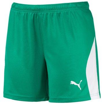 Puma Fan-Hosen grün