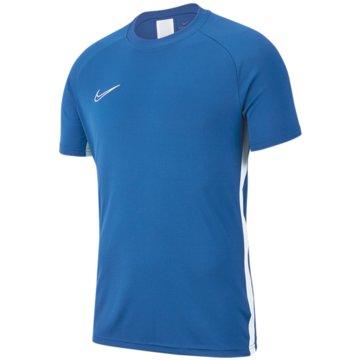 Nike FußballtrikotsNike Dri-FIT Academy19 - AJ9261-404 blau