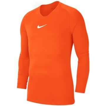 Nike FußballtrikotsDRI-FIT PARK FIRST LAYER - AV2611-819 orange
