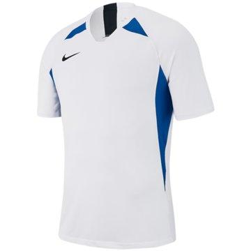Nike FußballtrikotsNIKE DRI-FIT LEGEND KIDS' SHORT-SLE - AJ1010 weiß