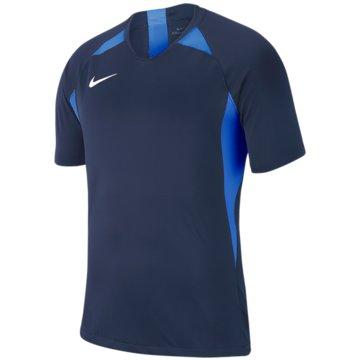 Nike FußballtrikotsNIKE DRI-FIT LEGEND KIDS' SHORT-SLE - AJ1010 blau
