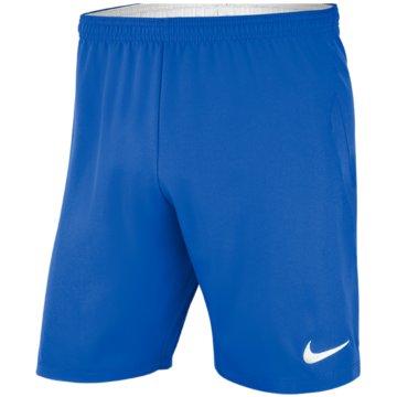 Nike FußballshortsNIKE DRI-FIT LASER IV KIDS' SOCCER  - AJ1261 blau