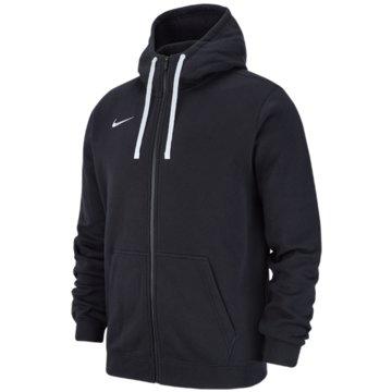 Nike SweatjackenY HOODIE FZ FLC TM CLUB19 - AJ1458 schwarz