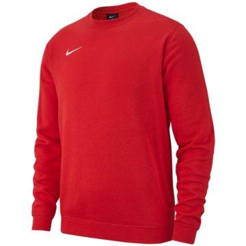 Nike SweatshirtsY CRW FLC TM CLUB19 - AJ1545-657 rot