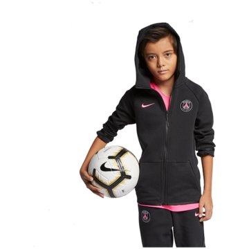 Nike Fan-Jacken & Westen schwarz