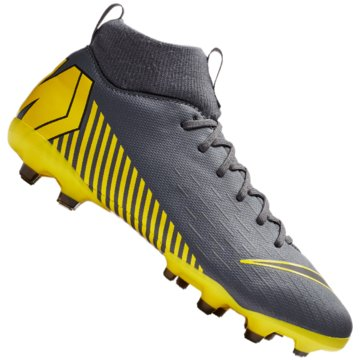 Nike Nocken-SohleJR SUPERFLY 6 ACADEMY GS FG/MG grau