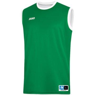 Jako BasketballtrikotsWENDETRIKOT CHANGE 2.0 - 4151 6 grün