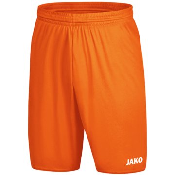 Jako FußballshortsSPORTHOSE MANCHESTER 2.0 - 4400K 19 orange