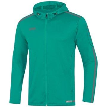 Jako SweaterKAPUZENJACKE STRIKER 2.0 - 6819D 24 grün