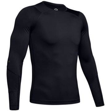 Under Armour FunktionsshirtsRush Compression LS schwarz