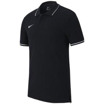 Nike PoloshirtsNIKE CLUB19 KIDS' SOCCER POLO - AJ1546 schwarz