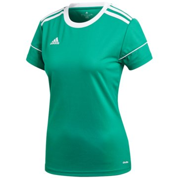 adidas FußballtrikotsSQUAD 17 JSY W - BJ9207 grün