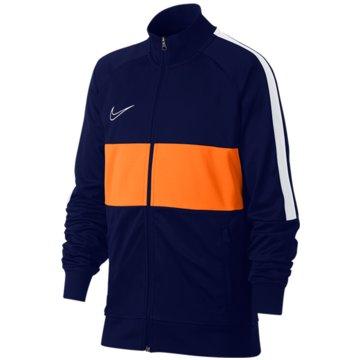 Nike Trainingsjacken blau