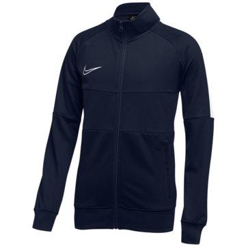 Nike SweatjackenNIKE DRI-FIT ACADEMY19 KIDS' SOCCER - AJ9289 blau