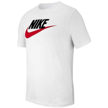 Nike T-ShirtsSPORTSWEAR - AR5004-100 weiß