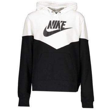 Nike HoodiesNike Sportswear Heritage Women's Fleece Hoodie - AR2509-010 -