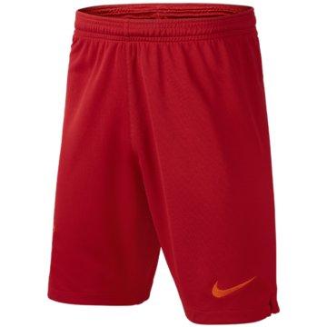 Nike Fan-Hosen rot