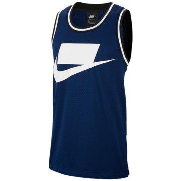 Nike Tanktops blau