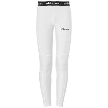 Uhlsport TightsLONG TIGHTS - 1005555 weiß