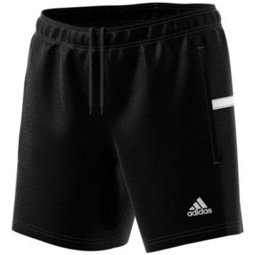 adidas FußballshortsTEAM 19 3-POCKET SHORTS - DW6879 schwarz