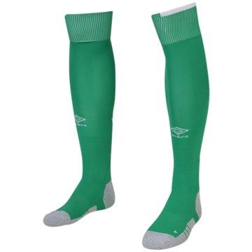 Umbro Kniestrümpfe grün