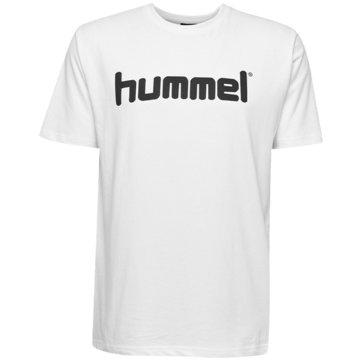 Hummel T-Shirts weiß