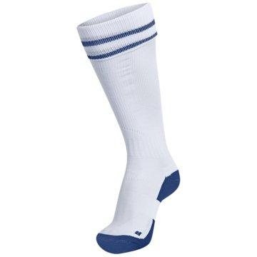 Hummel Hohe Socken weiß