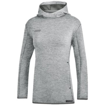 Jako SweaterKAPUZENSWEAT PREMIUM BASICS - 6729D 40 grau