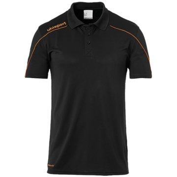 Uhlsport PoloshirtsSTREAM 22 POLO SHIRT - 1002204 schwarz