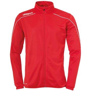 Uhlsport TrainingsanzügeSTREAM 22 CLASSIC JACKE - 1005193 rot
