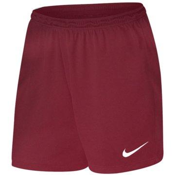 Nike FußballshortsWOMEN'S NIKE DRY TEAM PARK II FOOTB - 833053 rot