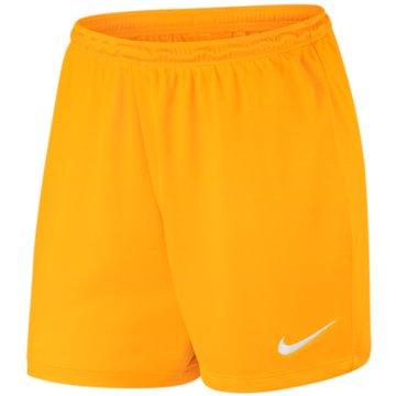 Nike FußballshortsWOMEN'S NIKE DRY TEAM PARK II FOOTB - 833053 gelb
