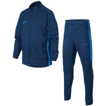 Nike TrainingsanzügeB NK DRY ACDMY TRK SUIT K2 - AO0794 blau