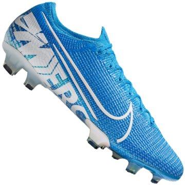 Nike Nocken-SohleNIKE MERCURIAL VAPOR 13 ELITE FG FI blau