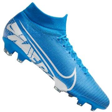 Nike Nocken-SohleSUPERFLY 7 PRO FG blau