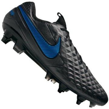 Nike Stollen-SohleTiempo Legend 8 Elite SG-PRO Anti-Clog Traction schwarz