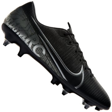 Nike Stollen-SohleMercurial Vapor XIII Academy SG-Pro Anti-Clog Traction schwarz