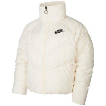 Nike TrainingsjackenW NSW DWN FILL JKT STMT - BV2879 weiß