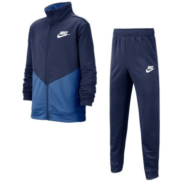 Nike Trainingsanzüge blau
