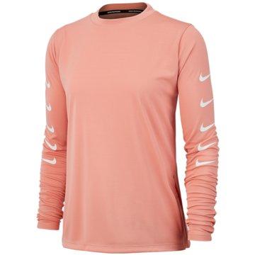 Nike SweatshirtsW NK SWOOSH RUN TOP HZ - CI9497 pink