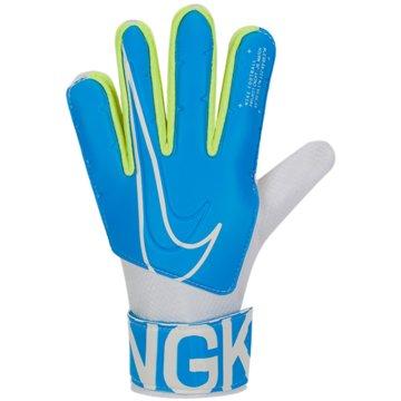Nike TorwarthandschuheNike blau